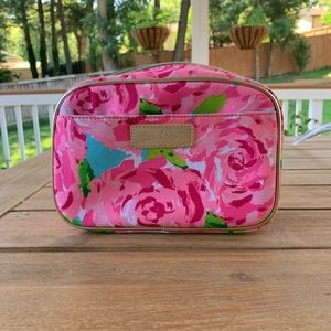 Lilly Pulitzer First Impressions Cosmetic Case